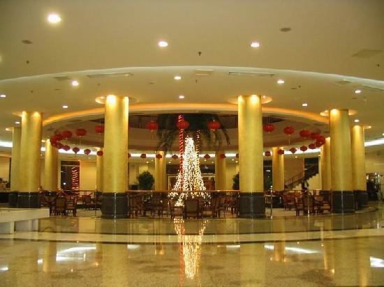 Shunde Grandview Hotel: 大堂