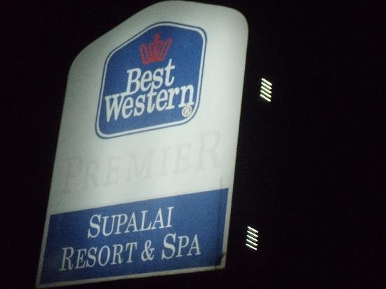 Supalai Resort & Spa Phuket: 标志