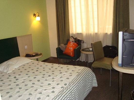 Motel 168 Shanghai Pudong South Road Babaiban