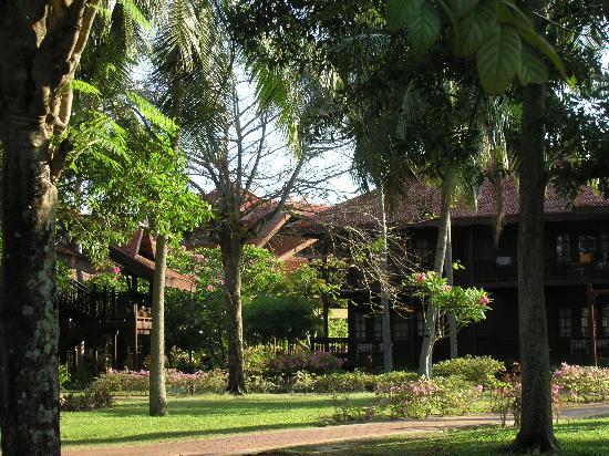 Meritus Pelangi Beach Resort & Spa, Langkawi : 花园