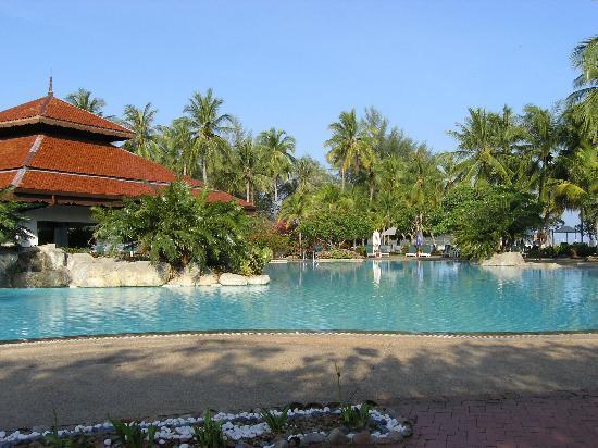 Meritus Pelangi Beach Resort & Spa, Langkawi : 餐厅