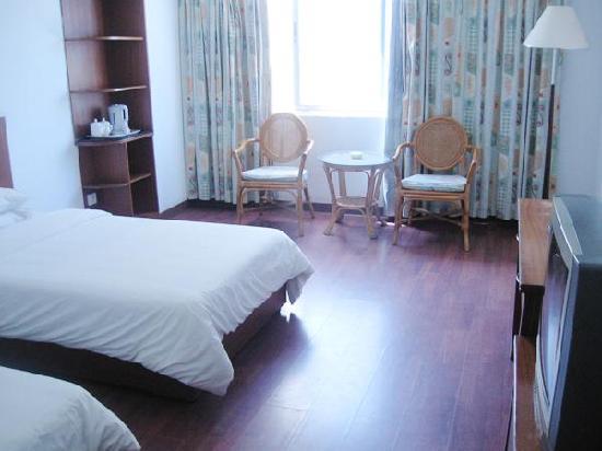 Hua Xin Seaview Hotel : 标准间