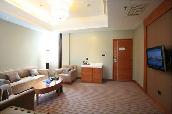 Yishuiwan Hotel: 套房