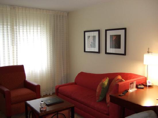 Warren, MI: 舒服的沙发