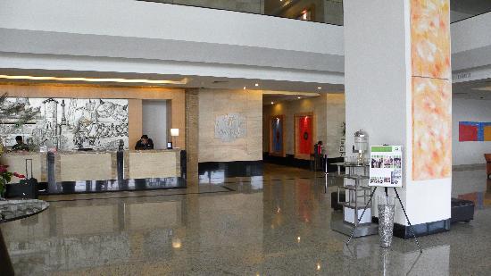 Holiday Inn Melaka: 酒店大堂