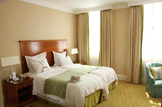 Birmingham Marriott Hotel: IMG_1353