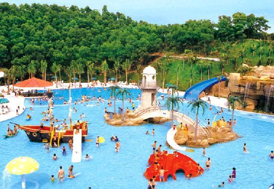Clifford Hotel and Resort Center: 祈福酒店水上乐园