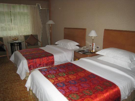 Sheraton Jiuzhaigou Resort: 房间