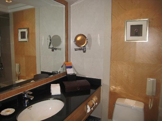 Sheraton Jiuzhaigou Resort: 厕所