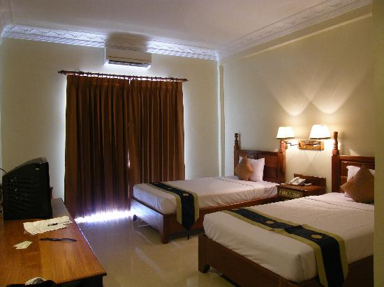 Dara Reang Sey Hotel Siem Reap: 房间内部1