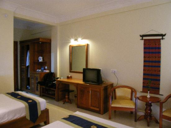 Dara Reang Sey Hotel Siem Reap: 房间内部2