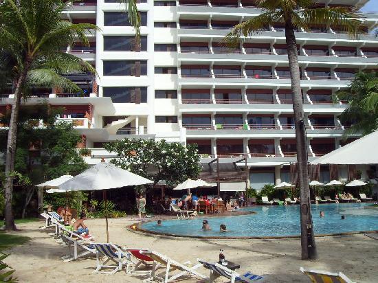 Inn Patong Beach Hotel Phuket: 酒店泳池