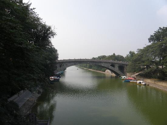 Zhaozhou Bridge : 悠悠蛟河