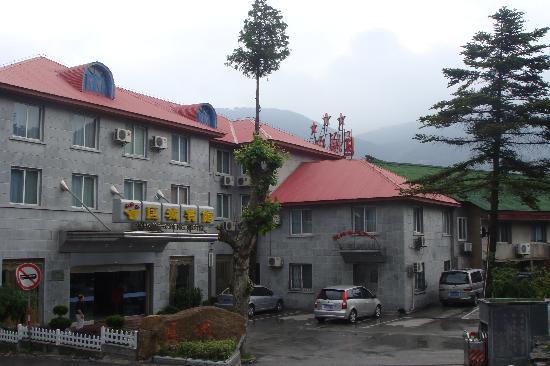 Lushan Kuangcheng Hotel: 前大照
