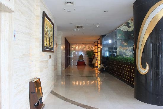 Xiamen Harbor-bay Hotel : 自助餐厅
