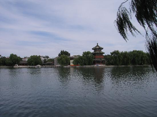 جنجيانج إن - بكين هوهاي: 附近风景