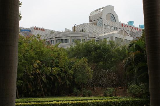 Yan Han Shan Hotel: 建筑物外观