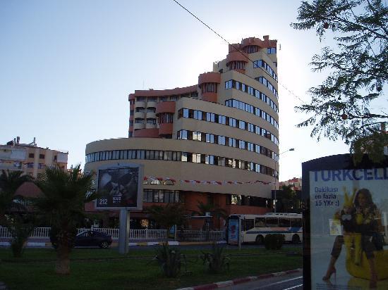 Cender Hotel: 酒店