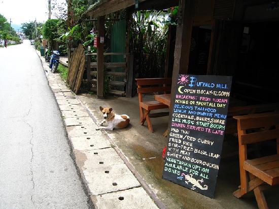 Pai, Thailandia: 街景