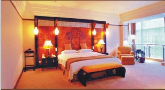 Yatai Jilin Hotel : 室内上图,很像样吧