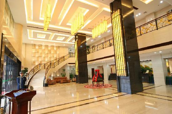 Ning De Shan Shui Hotel: 大廳