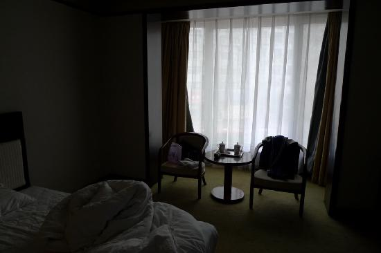 Dehuimen Hotel : 房间内,标准三星宾馆
