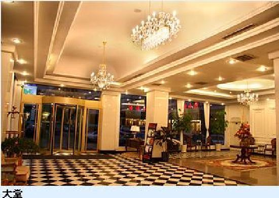 Starway Hotel Qingdao Xianggang Middle Road