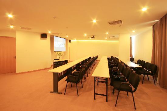 Goldmet Inn Zhongshan Hubin Road: 会议室