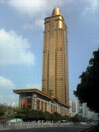 Golden Business Center Hotel: 酒店全景