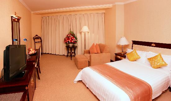 Capital Plaza Hotel : 豪华客房