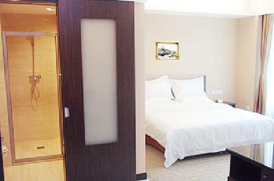 Wenec Business Hotel: 厕所