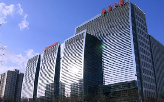 ‪‪Shenzhou International Hotel‬: 大厦外面。‬