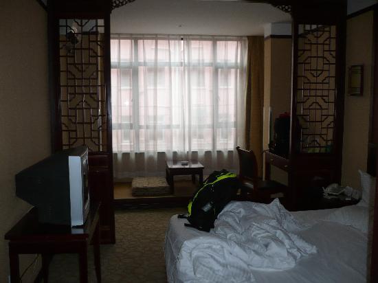 Super 8 Shanghai Hongqiao Shuniu Wuzhong Road: 房间