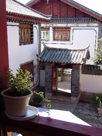 Hexi Hotel, Lijiang: 阳光小院