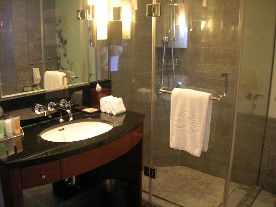 Wei-Yat Grand Hotel : 浴室