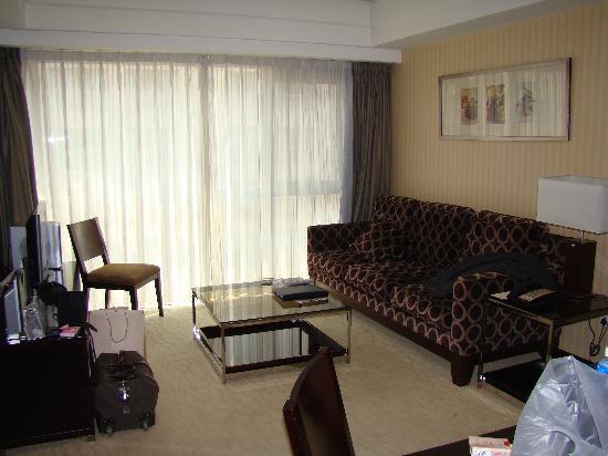 Somerset Zhongguancun Beijing: 客厅