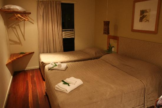 Whitsunday Organic B&B: organic bed