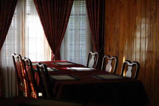 Glens Falls, NY: 旅店的餐厅