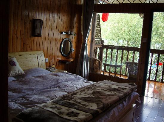 Bandao Island 7 Inn: 大床房