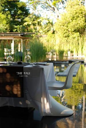 Kayumanis Nusa Dua Private Villa & Spa : 全印尼最佳的意大利餐厅