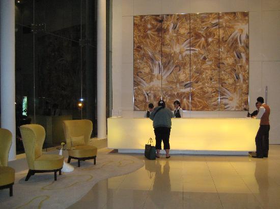 ANSA Kuala Lumpur: 酒店大堂