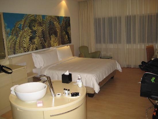 ANSA Kuala Lumpur: 房间全景
