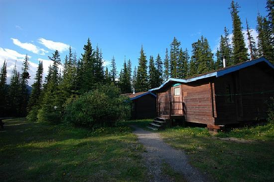HI Mt. Edith Cavell Wilderness Hostel: 房子