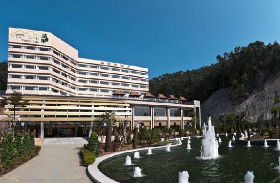 Maofeng Qinyuan Hotel : 外观
