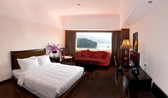 Maofeng Qinyuan Hotel : 房间