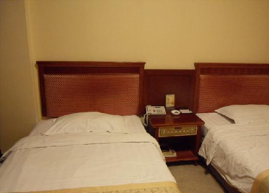 Guangchang Hotel : 酒店