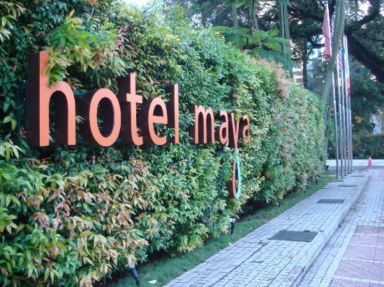 Hotel Maya Kuala Lumpur: 外景