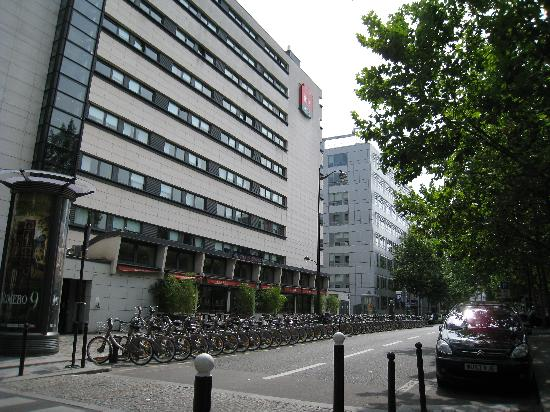 Picture of ibis paris bercy village 12eme paris for Hotel paris 12eme