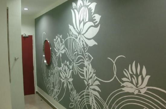Tune Hotel Kuala Lumpur: 房间内