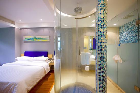 Home Inn (Shanghai Wujiaochang): 222